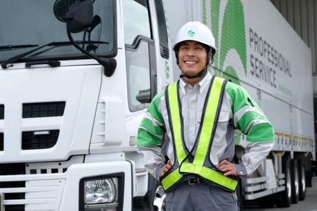 物流のプロを目指すなら鴻池運輸株式会社で決まり!大型トラック運転手募集!積極採用中